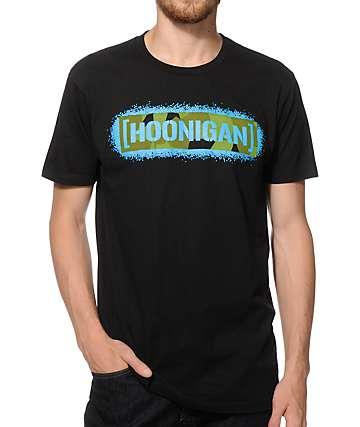 Hoonigan Spray Raptor Camo T-Shirt