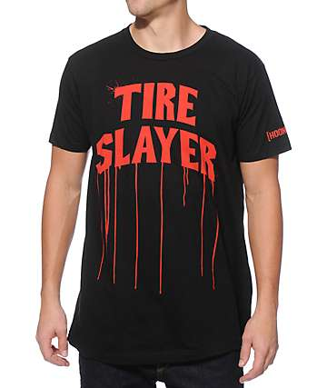 Hoonigan Tire Slayer T-Shirt