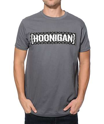 Hoonigan UV Censor Bar Color Changing T-Shirt