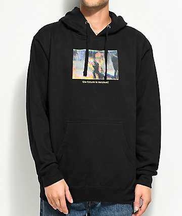 Host Error they Don't Love Us Black Hoodie