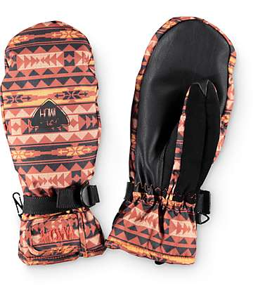 Howl Fairbanks Snowboard Mittens