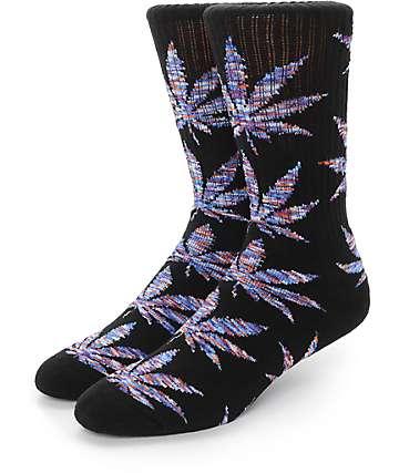 Huf Melange Plantlife Crew Socks