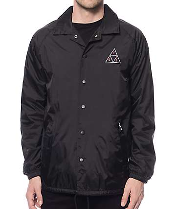 Huf Swords Triple Triangle Coach Jacket