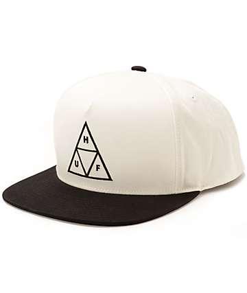 Huf Triple Triangle Snapback Hat