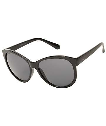 Hunny Bunny Black Cat Sunglasses