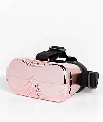 Hype I-FX Metallic Rose Gold Virtual Reality Mobile Viewer