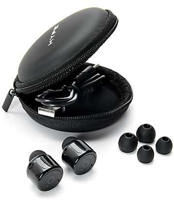 Hype True Wireless Black Earbuds Elite
