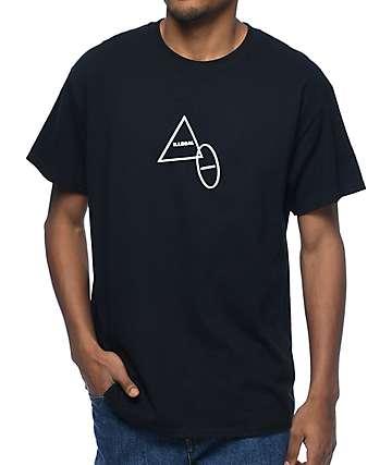Illegal Civilization Triangle camiseta negra