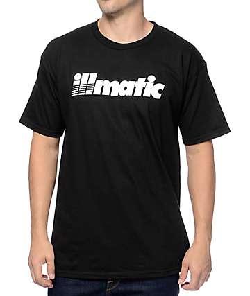 Illest Illmatic Black T-Shirt