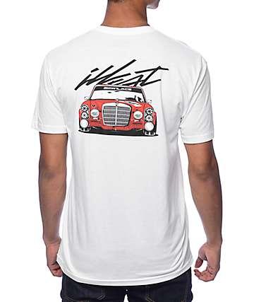 Illest OG Red Pig White T-Shirt