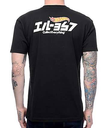 Illest x Hot Wheels Collect Black T-Shirt