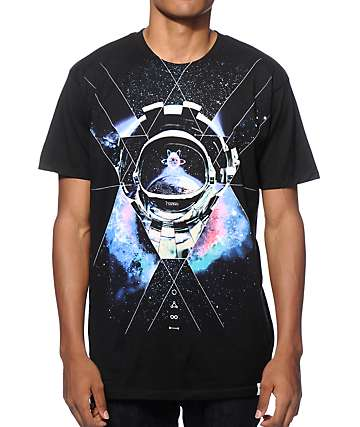 Imaginary Foundation Space X T-Shirt