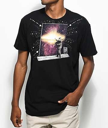 Imaginary Foundation Super Painter camiseta negra