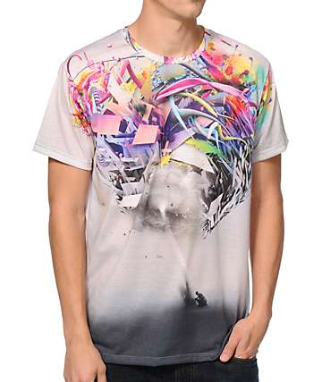 Imaginary Foundation Whirlwind Sublimated T-Shirt
