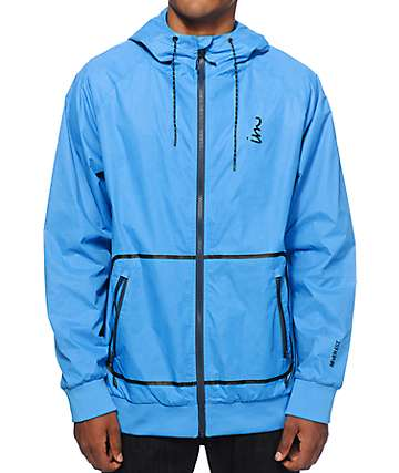 Imperial Motion Bevel Windbreaker Jacket