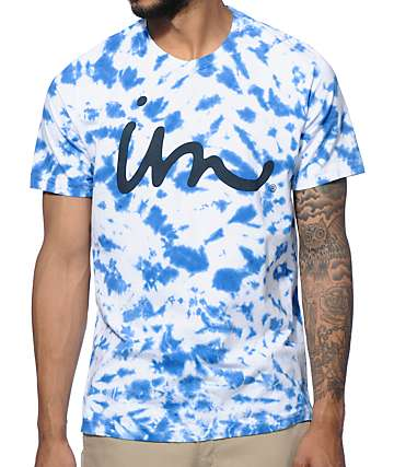 Imperial Motion Curser Registered Crystal Tie Dye T-Shirt