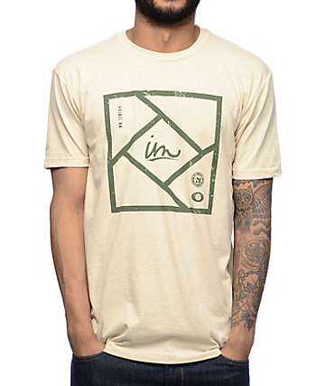 Imperial Motion Demone V1 Cream T-Shirt