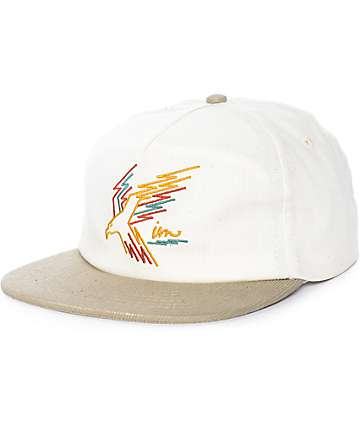 Imperial Motion Desert Eagle Off White Snapback Hat