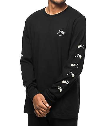 Imperial Motion Farewell Black Long Sleeve T-Shirt