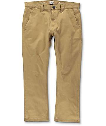 Imperial Motion Federal pantalones chinos en caqui