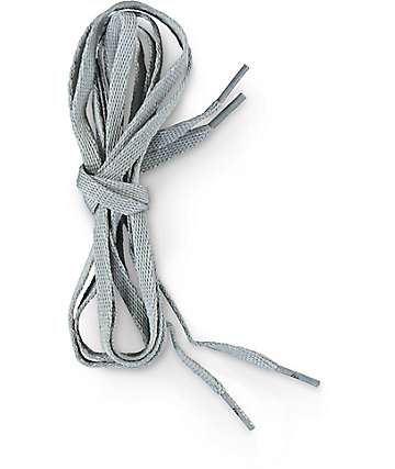 Imperial Motion Grey Shoe Laces