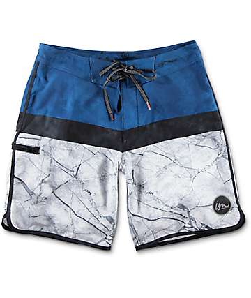 Imperial Motion Hayworth Blue Boardshorts