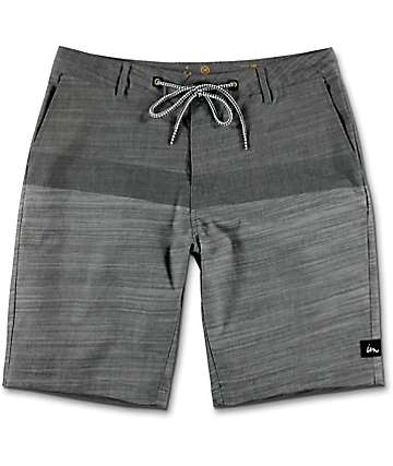 Imperial Motion Hayworth shorts híbridos en gris