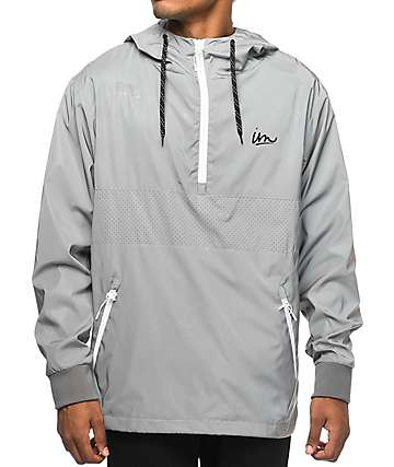 Imperial Motion Helix Reflective Anorak Jacket