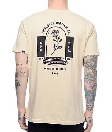 Imperial Motion Kensington Cream T-Shirt