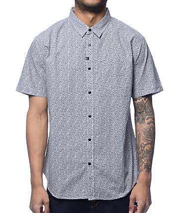 Imperial Motion Micro Woven Button Up Shirt