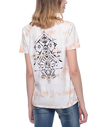 Imperial Motion Mystic Voyage Blush Tie Dye T-Shirt