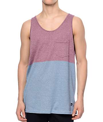 Imperial Motion Particle Red & Blue Tank Top