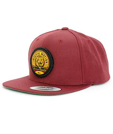 Imperial Motion Patchwork All Seeing Snapback Hat