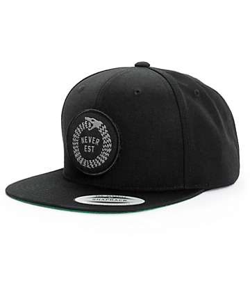Imperial Motion Patchwork Delta Snapback Hat