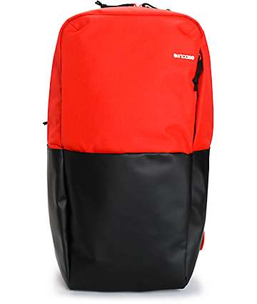 Incase Staple Red & Black Backpack