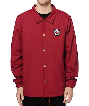 Independent BTG Cross Coach Jacket