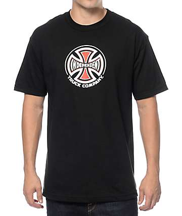 Independent Black T-Shirt