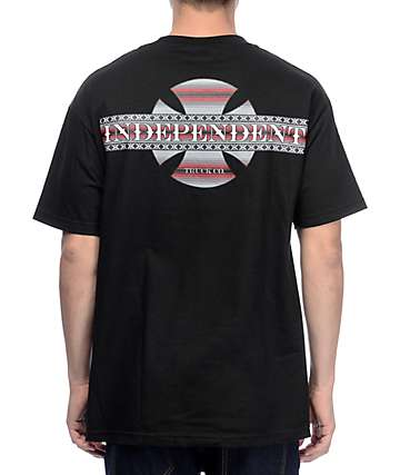 Independent Boarder Black Pocket T-Shirt