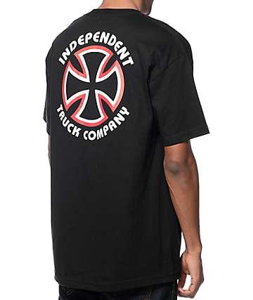 Independent Classic Bauhaus Black T-Shirt