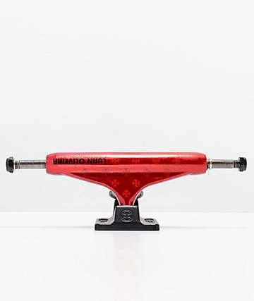 Independent Luan Transmission Matte Red 139 Skateboard Truck