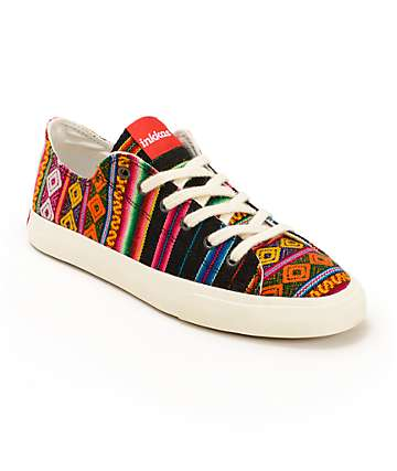 Inkkas Spectrum Low Top Shoes (Womens)