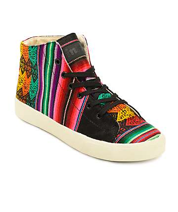 Inkkas Storm High Top Shoes
