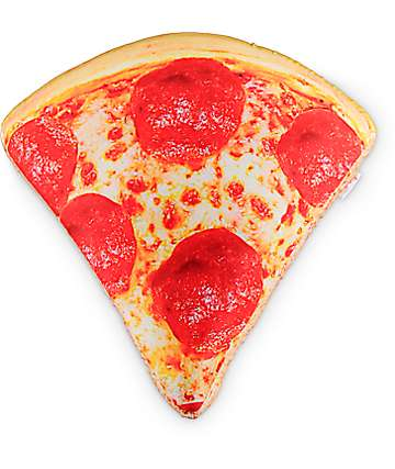 Iscream Pizza Microbead Pillow
