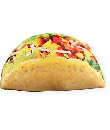 Iscream Taco Microbead Pillow