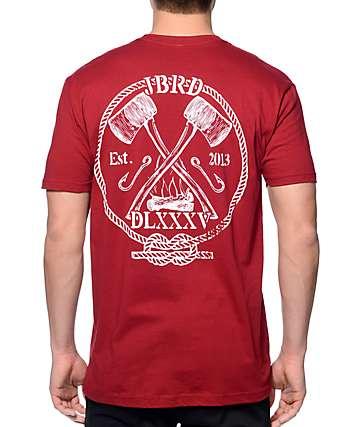 JBRD Tent It Cardinal T-Shirt