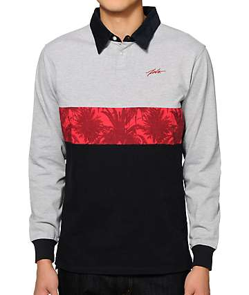 JSLV Academy Long Sleeve Polo Shirt