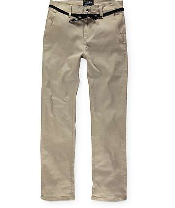 JSLV Blunt Worker Regular Fit Pants