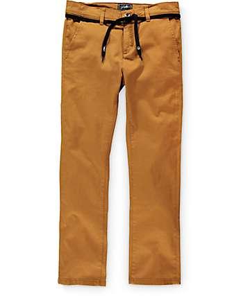 JSLV Blunt Worker Regular Fit Pants