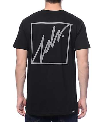JSLV Geezer 3 Select Black T-Shirt