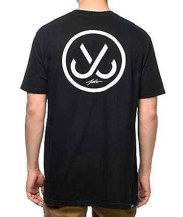JSLV Hooks 2 Select Black T-Shirt